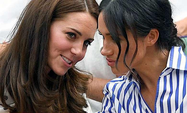Meghan Markle i księżna Kate kosmetyki