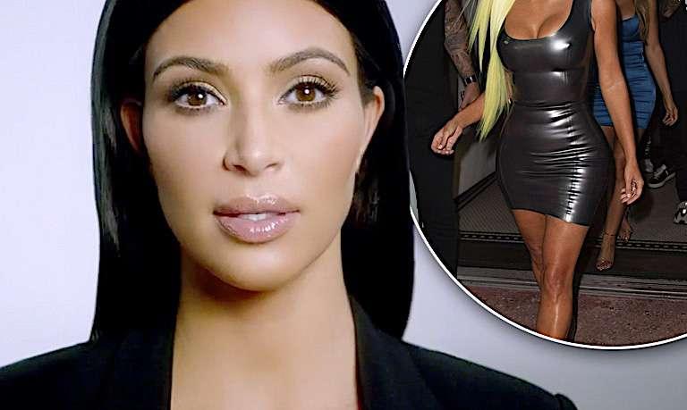 Kim Kardashian metamorfoza