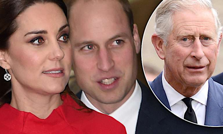 Kate, William, Karol