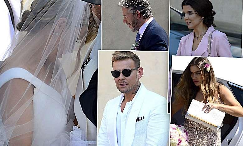 096e5b7708 Joanna Krupa wzięła ślub w Krakowie. Suknia ślubna