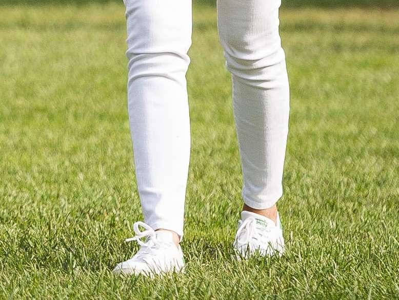Melania Trump w sportowych butach