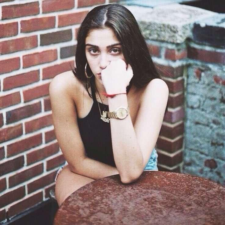 Lourdes Leon, córka Madonny, jest modelką