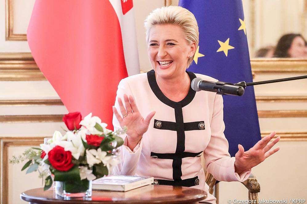 Agata Duda i Andrzej Duda w Nowym Jorku - Oficjalna strona Prezydenta Rzeczypospolitej Polskiej