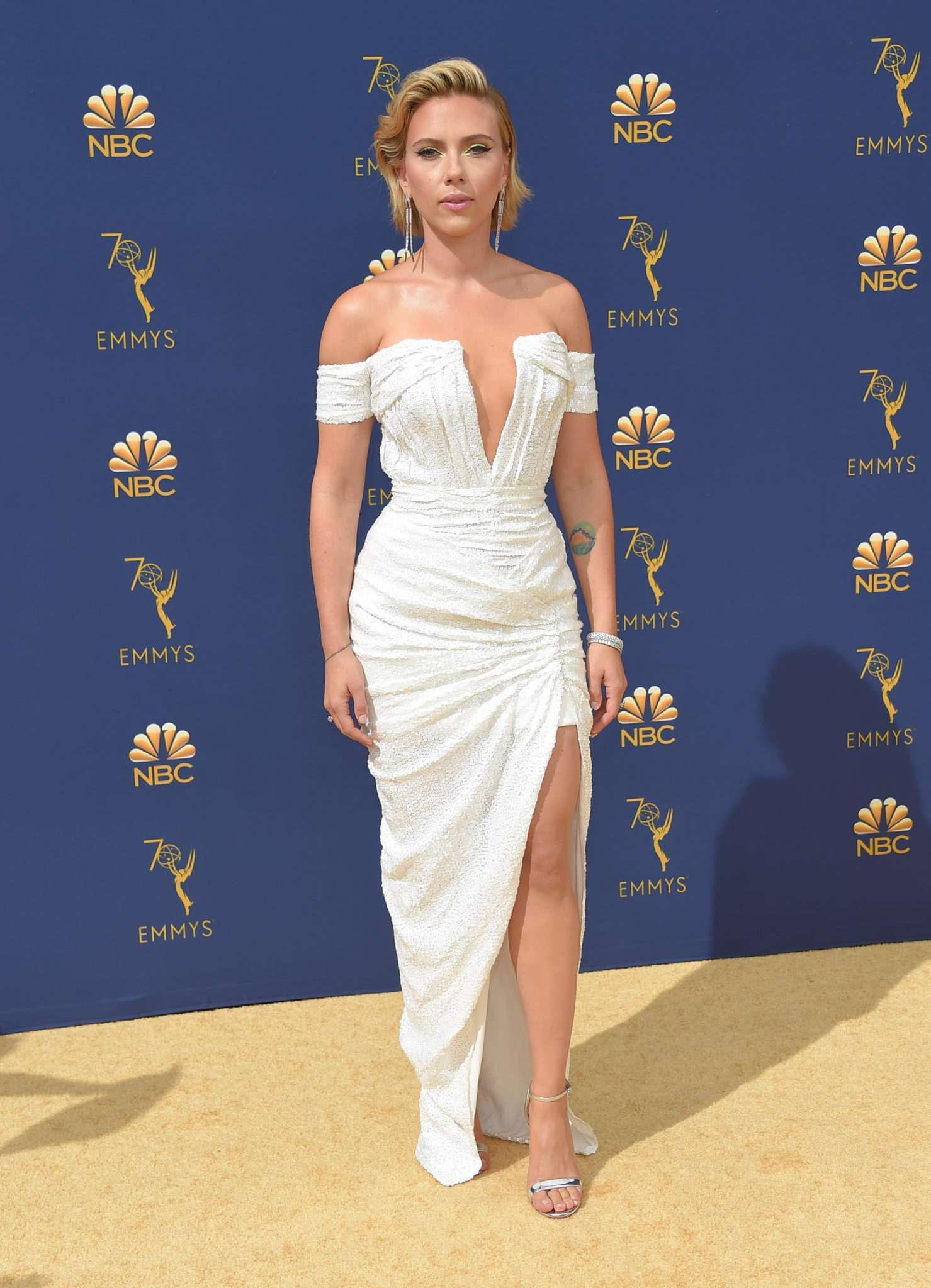 Scarlett Johansson - Emmy 2018