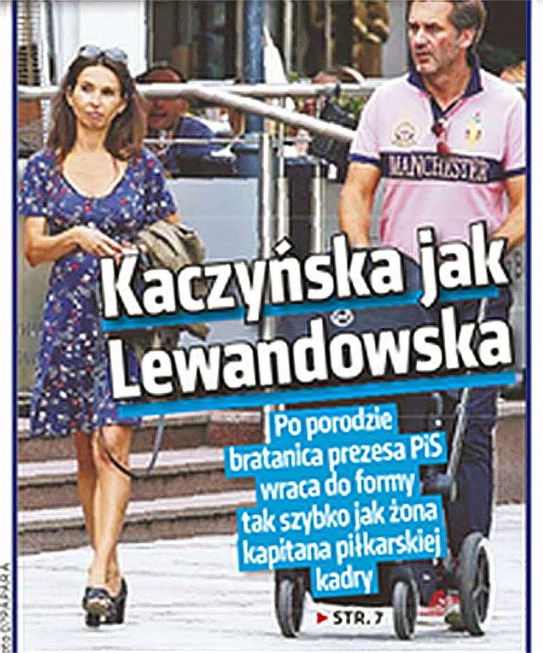 Marta Kaczyńska wróciła do formy sprzed porodu