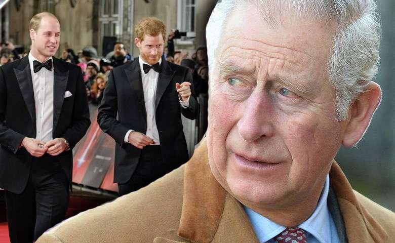 rodzina królewska walczy o koronę?