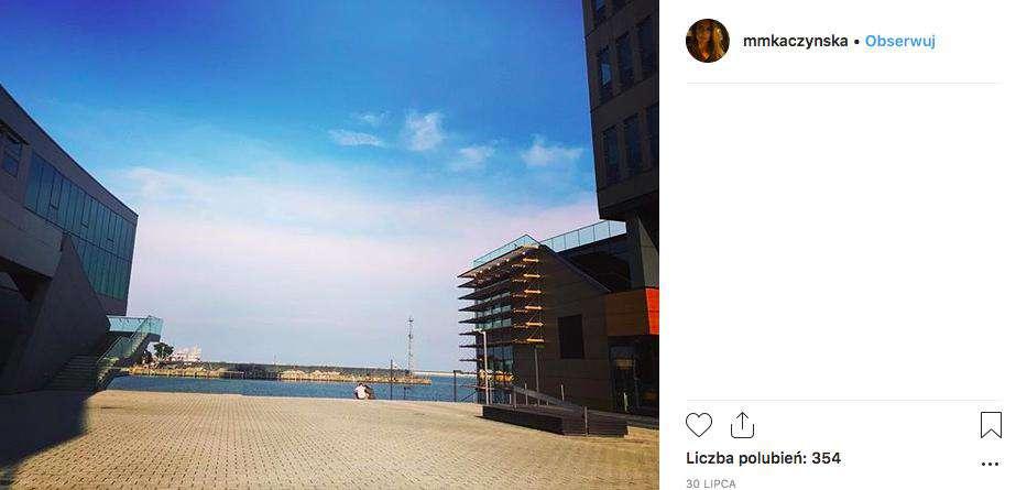 Marta Kaczyńska zablokowała możliwość komentowania zdjęć na Instagramie