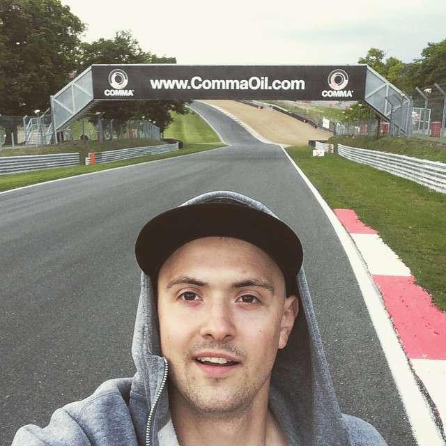 Aleksander Ilczuk – kierowca rajdowy, chłopak Eweliny Lisowskiej