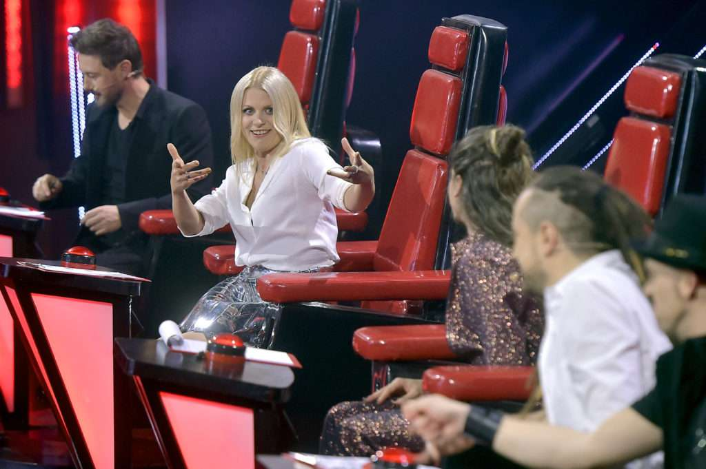 Maria Sadowska – The Voice of Poland