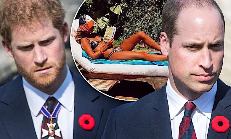 Precedens w rodzinie królewskiej! Seksowna kuzynka Williama i Harry'ego zbija kokosy na Instagramie! To przecież zakazane!