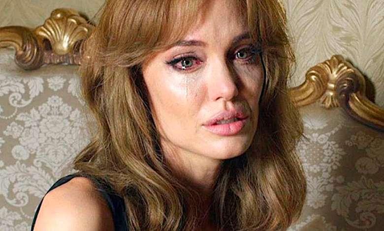 Angelina Jolie choroba