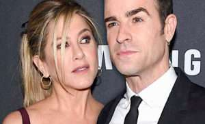 Jennifer Aniston, wywiad Justin Theroux