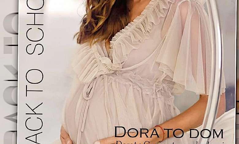 Dorota Czaja w ciąży