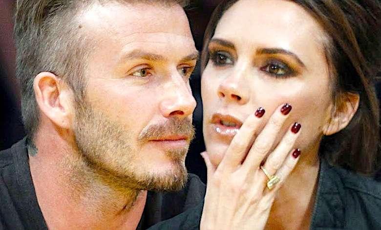 David Beckham i Victoria. Zdrady, kryzysy, romanse