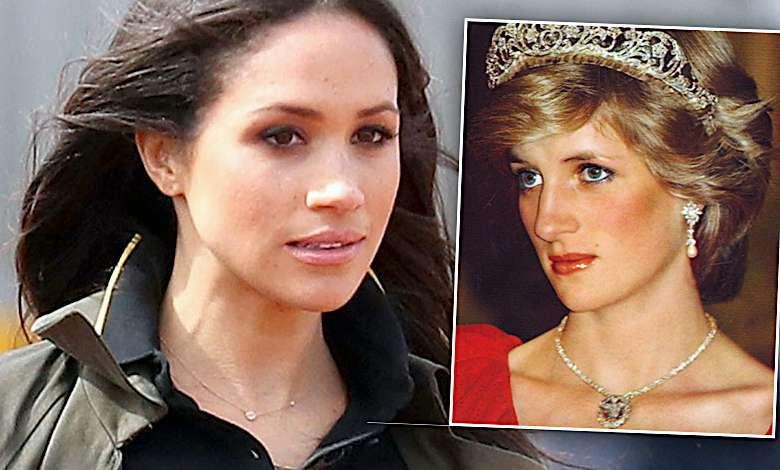 Meghan Markle, księżna Diana