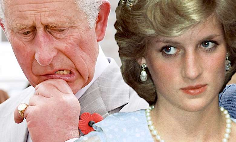 Księżna Diana, książę Karol rozwód