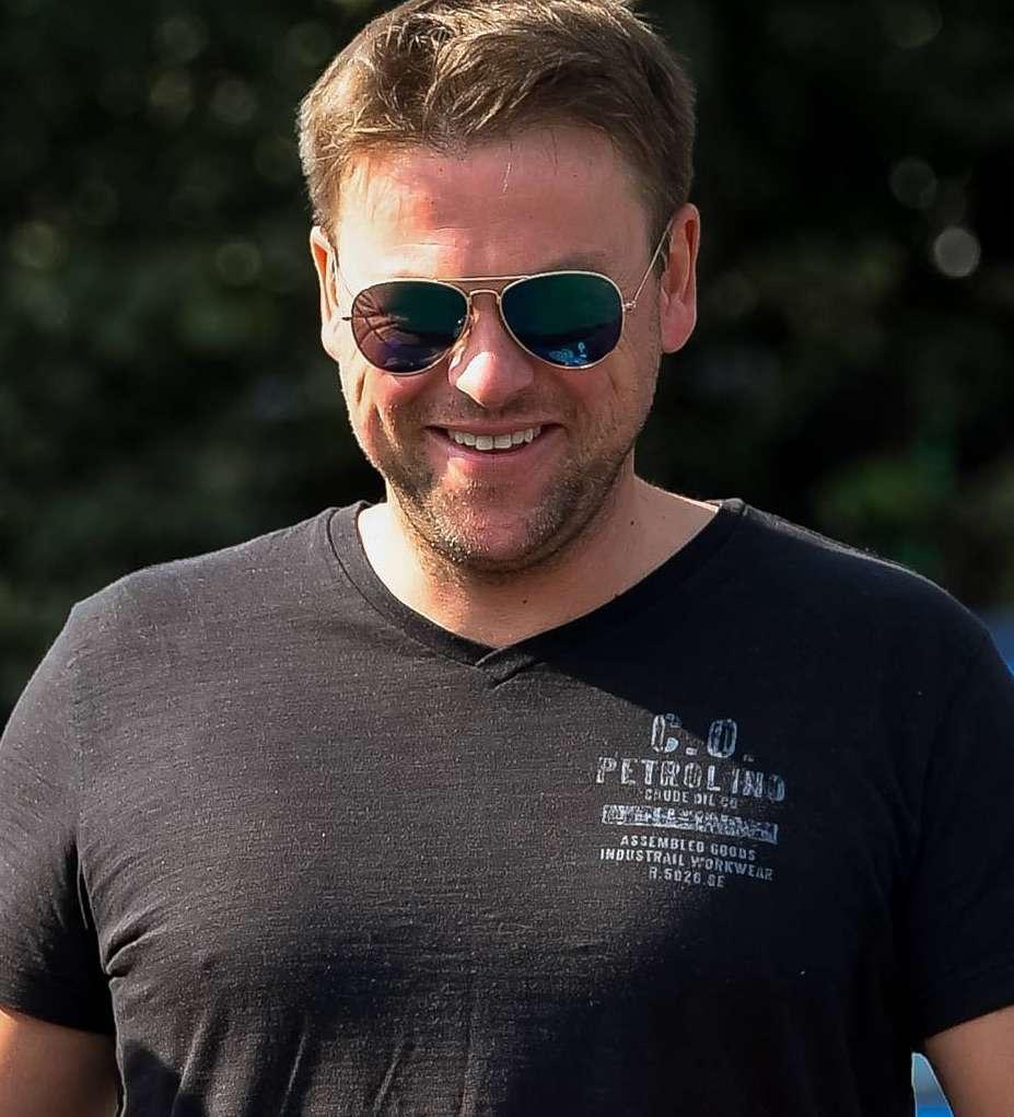 Piotr Bukowiecki – mąż Edyty Herbuś?