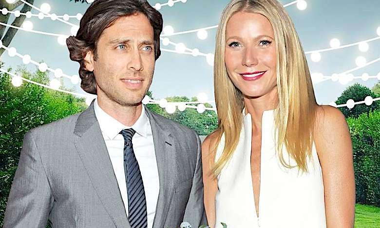 Ślub Gwyneth Paltrow