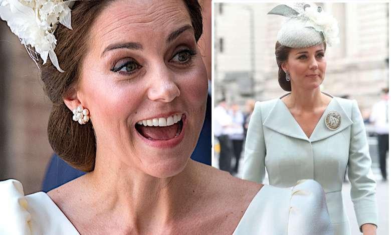 Księżna Kate dieta