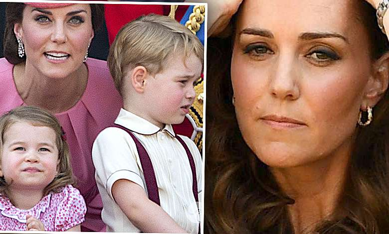 Księżna Kate dzieci