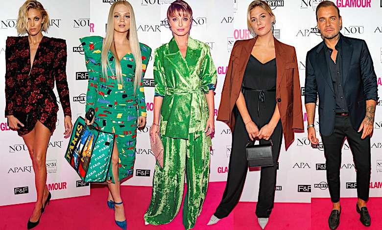 Gwiazdy na gali Kobieta Roku Glamour 2018: Anja Rubik, Margaret, Marta Wierzbicka, Kasia Sokołowska