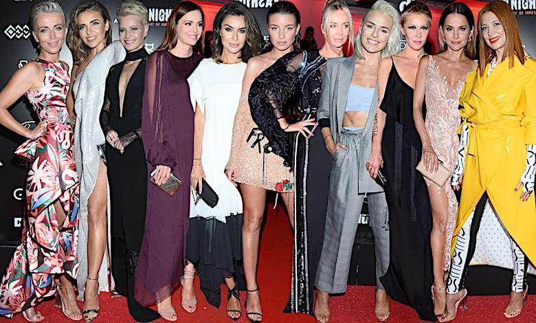 Flesz Fashion Night 2018 kreacje gwiazd