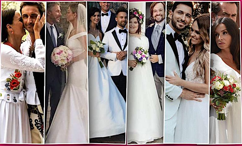 Śluby gwiazd 2018 w tajemnicy