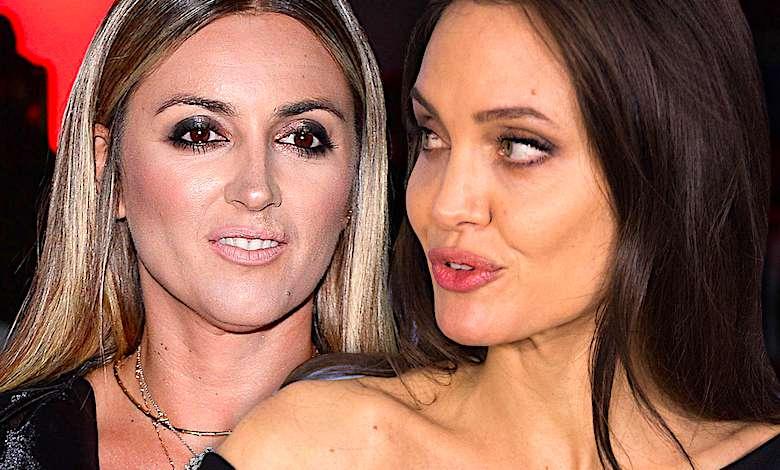 Karolina Szostak jak Angelina Jolie