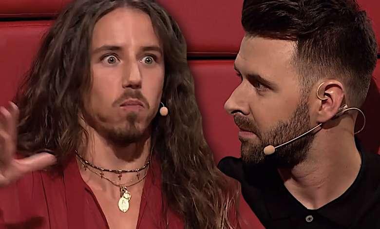 Michał Szpak i Grzegorz Hyży, The Voice of Poland