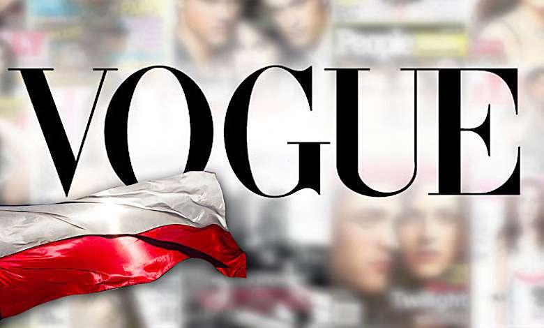Vogue Polska okładka