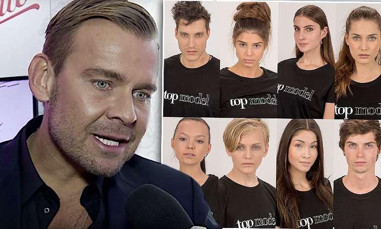 Dawid Woliński Top Model 7 faworyci
