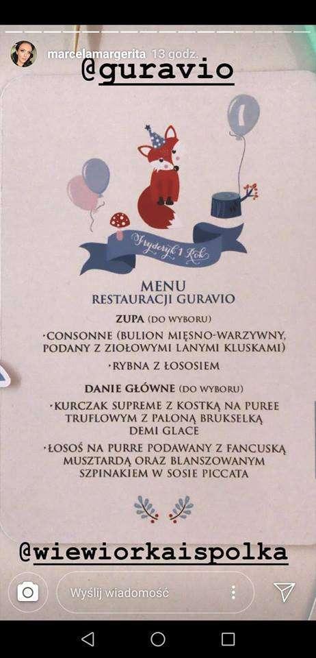 Urodziny jak wesele! Misiek Koterski i Marcela Leszczak wyprawili huczną imprezę dla swojego synka zdjecie 1