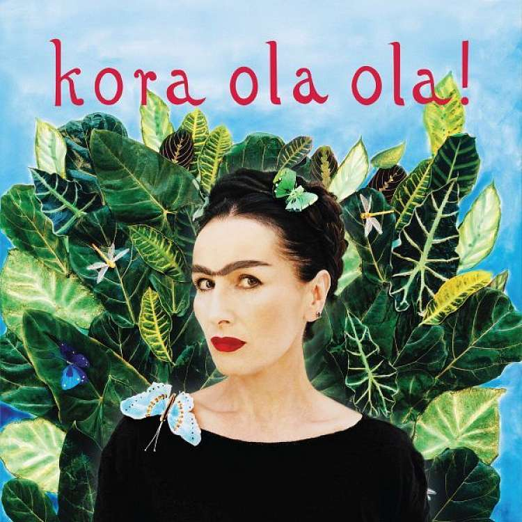Kora Ola Ola! – okładka płyty