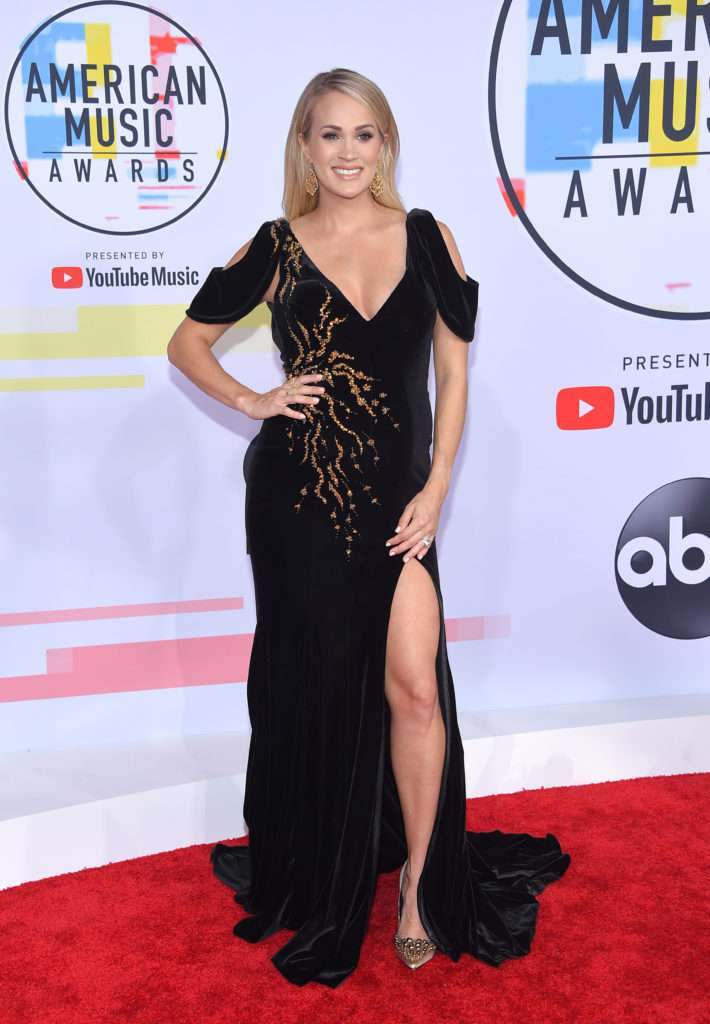 Carrie Underwood - American Music Awards 2018