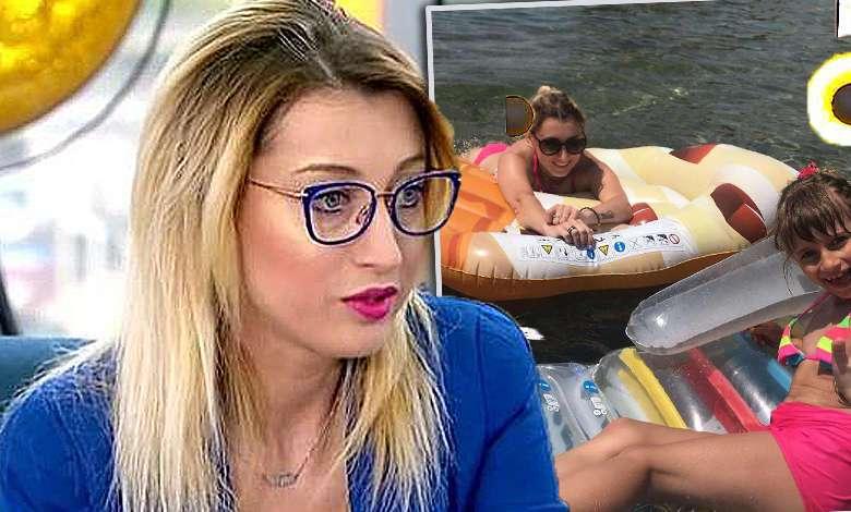 Justyna Żyła dzieci