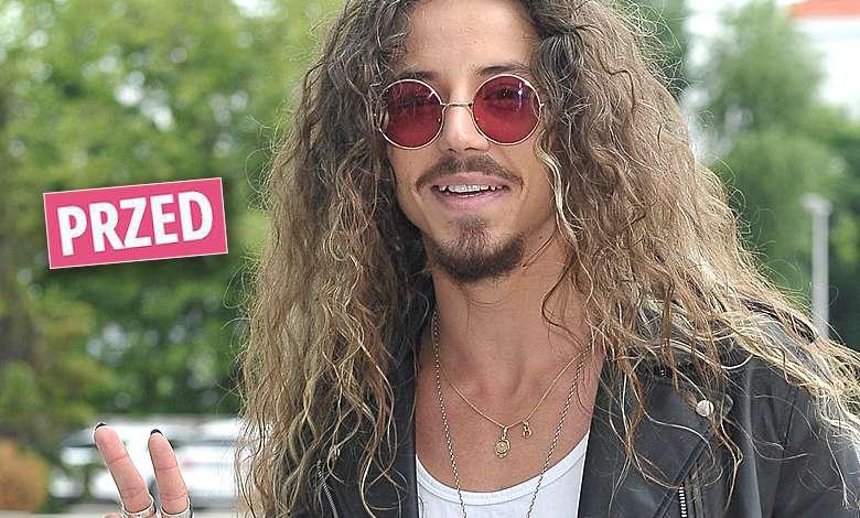 On naprawdę to zrobił! Michał Szpak ściął swoje piękne włosy! Bardzo odważna zmiana!