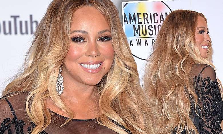 Stylizacja Mariah Carey na AMAs 2018