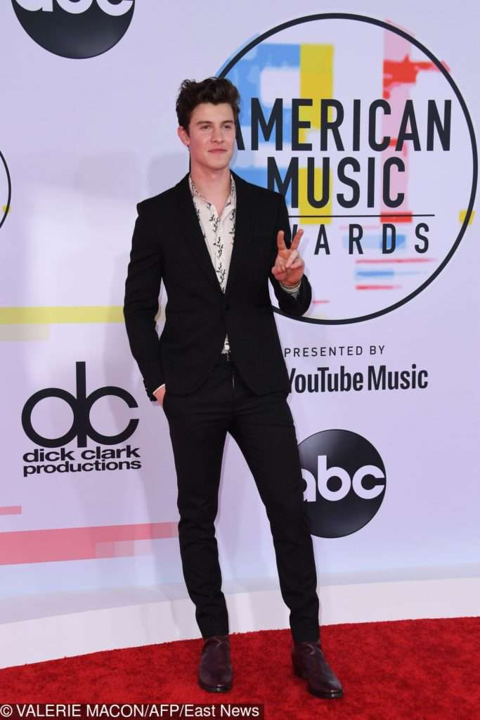 Shawn Mendes – American Music Awards 2018