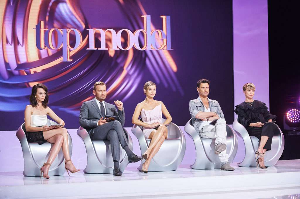 Jury – Top Model 7, odcinek 8