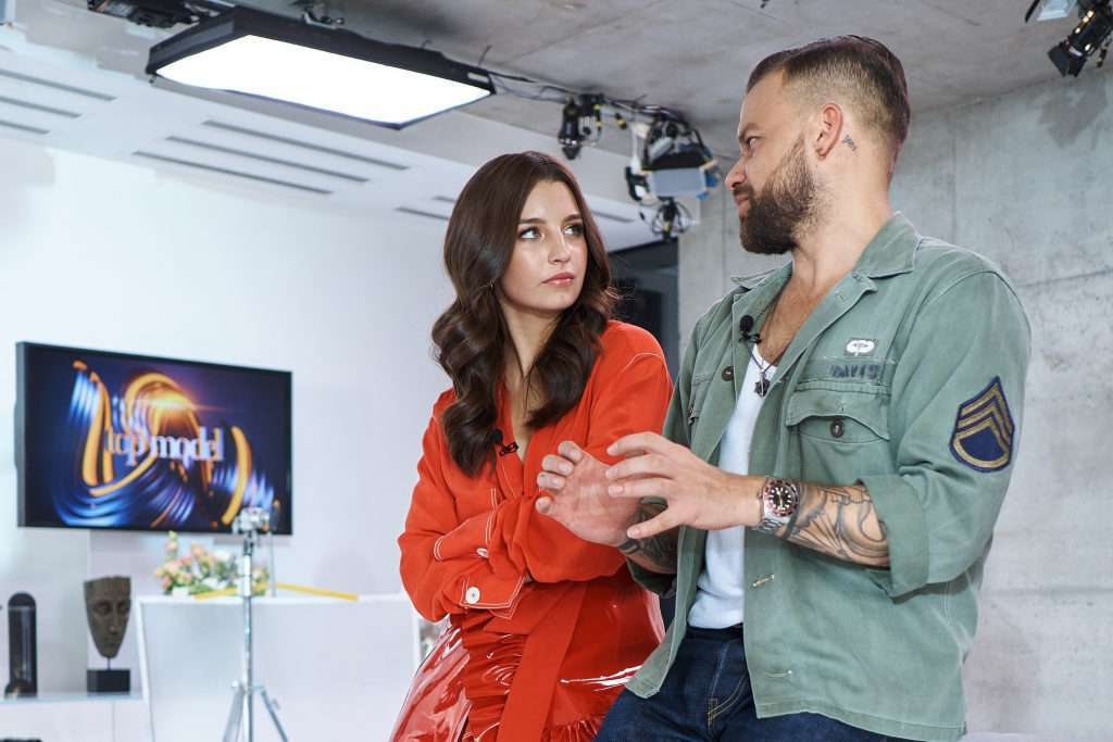 Michał Piróg i Julia Wieniawa – Top Model 7, odcinek 7