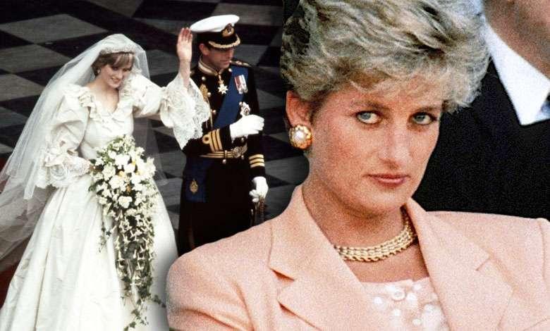 Księżna Diana bulimia