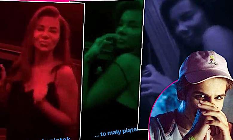 Edyta Górniak tańczy do hitu Taco Hemingwaya Fiji