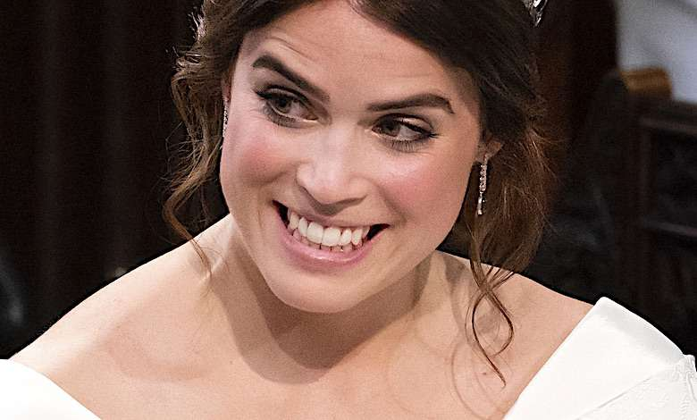 Księżniczka Eugenia trzecia suknia ślubna