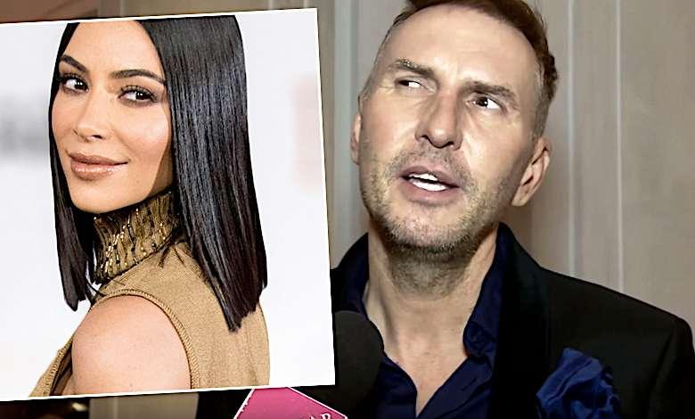 Krzysztof Gojdź o współpracy z Kim Kardashian