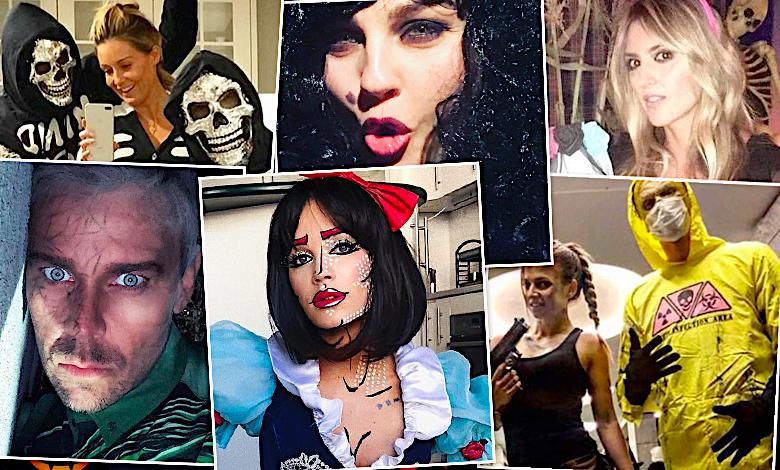 Halloween 2018 jak przebrały się polskie gwiazdy