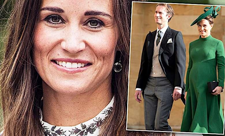 Z OSTATNIEJ CHWILI: Pippa Middleton urodziła! Znamy płeć dziecka!