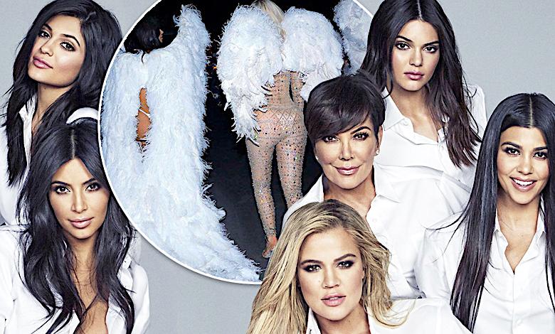 Siostry Kardashian Halloween 2018