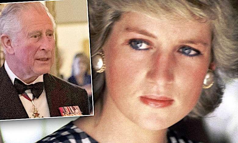Księżna Diana, książę Karol, anoreksja