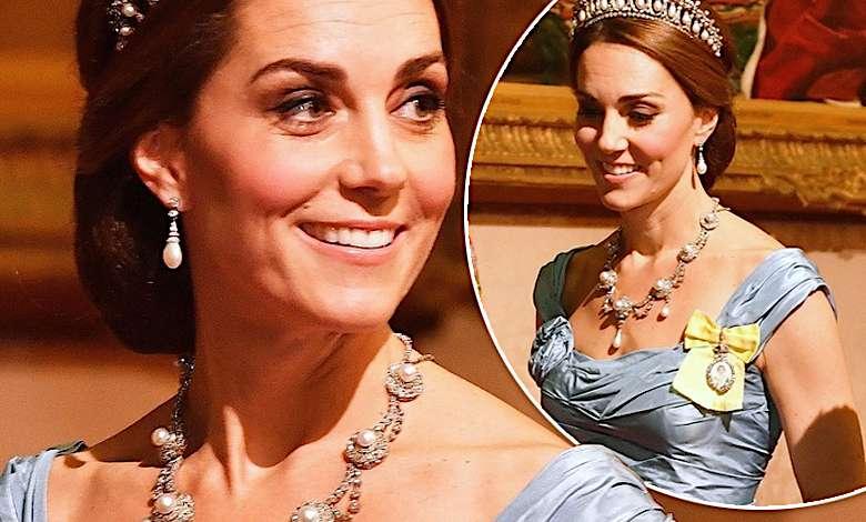 Księżna Kate wychudzona znika w oczach