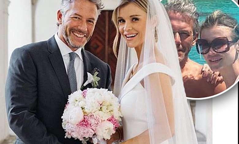 Joanna Krupa podróż poślubna